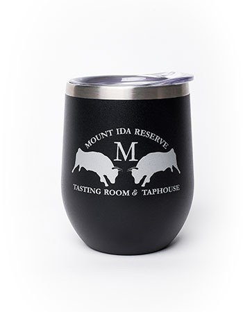 Logo Stainless Steel Wine Tumbler