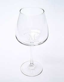 Logo Wine Glass